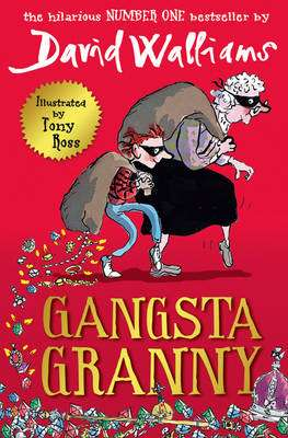 Cover of Gangsta Granny - David Walliams - 9780007371464