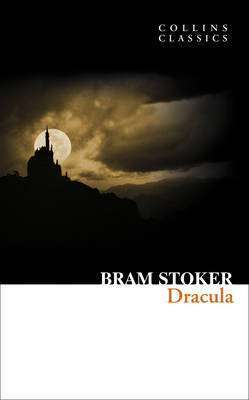 Cover of Dracula - Bram Stoker - 9780007420087