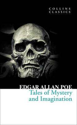 Cover of Tales of Mystery and Imagination - Edgar Allan Poe - 9780007420223
