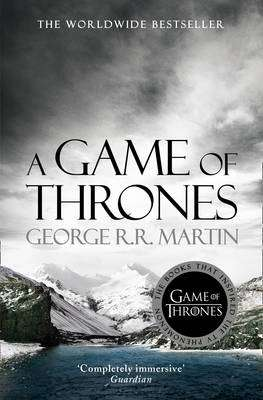 Cover of A Song of Ice & Fire 1: A Game of Thrones - George R. R. Martin - 9780007548231