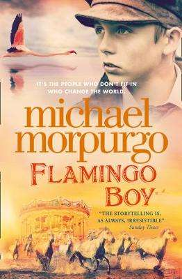 Cover of Flamingo Boy - Michael Morpurgo - 9780008134655
