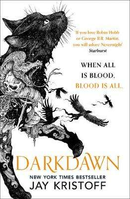 Cover of Darkdawn (The Nevernight Chronicle, Book 3) - Jay Kristoff - 9780008180119