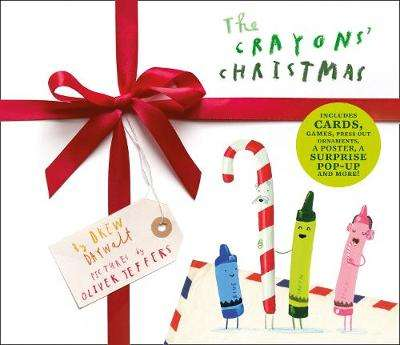 Cover of The Crayons' Christmas - Drew Daywalt - 9780008180362
