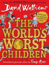 Cover of The World's Worst Children - David Walliams - 9780008197049