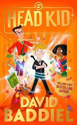 Cover of Head Kid - David Baddiel - 9780008200565