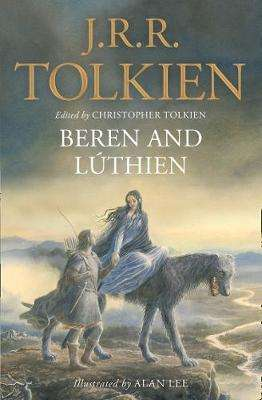 Cover of Beren and Luthien - J. R. R. Tolkien - 9780008214227