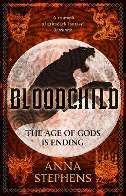 Cover of Bloodchild - Anna Stephens - 9780008216023