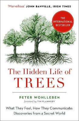 Cover of The Hidden Life of Trees - Peter Wohlleben - 9780008218430