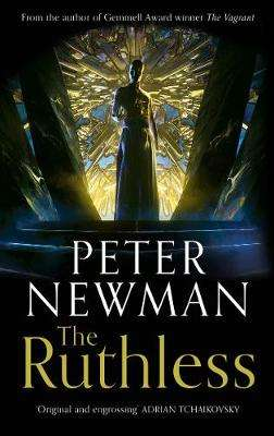 Cover of Ruthless - Peter Newman - 9780008229061