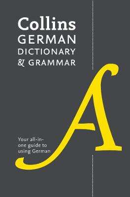 Cover of Collins German Dictionary and Grammar - Collins Dictionaries - 9780008241377