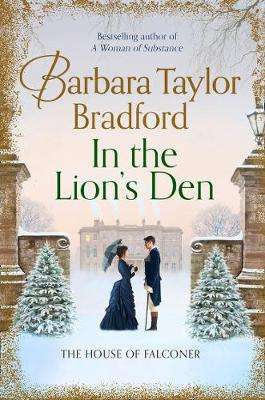 Cover of In the Lion's Den: The House of Falconer - Barbara Taylor Bradford - 9780008242473