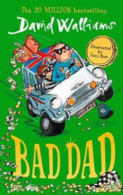Cover of Bad Dad - David Walliams - 9780008254339