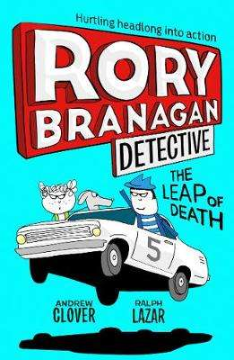 Cover of The Leap of Death (Rory Branagan (Detective), Book 5) - Andrew Clover - 9780008265953