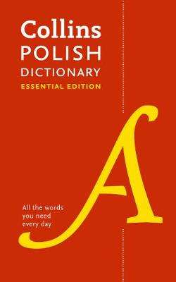Cover of Collins Polish Essential Dictionary: - Collins Dictionaries - 9780008270643
