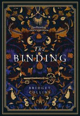 Cover of Binding - Bridget Collins - 9780008272128