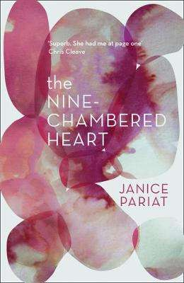 Cover of Nine-Chambered Heart - Janice Pariat - 9780008272548