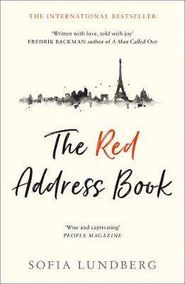 Cover of The Red Address Book - Sofia Lundberg - 9780008277963