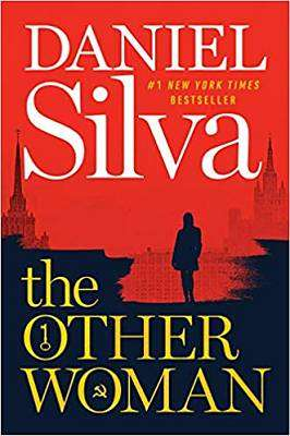 Cover of The Other Woman - Daniel Silva - 9780008280901