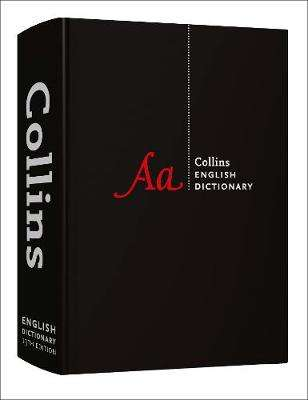 Cover of Collins English Dictionary Complete and Unabridged edition - Collins Dictionaries - 9780008284374