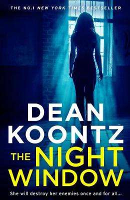 Cover of The Night Window (Jane Hawk Thriller, Book 5) - Dean Koontz - 9780008291389