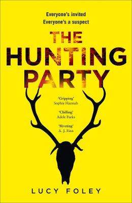 Cover of The Hunting Party - Lucy Foley - 9780008297152