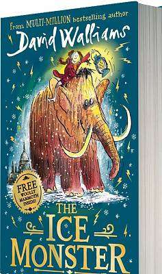 Cover of The Ice Monster - David Walliams - 9780008297244