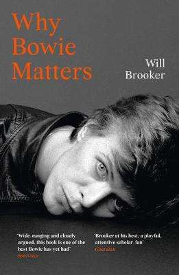 Cover of Why Bowie Matters - Will Brooker - 9780008313753