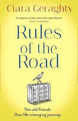 Cover of Rules of the Road - Ciara Geraghty - 9780008320690