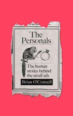 Cover of The Personals - Brian O'Connell - 9780008321345
