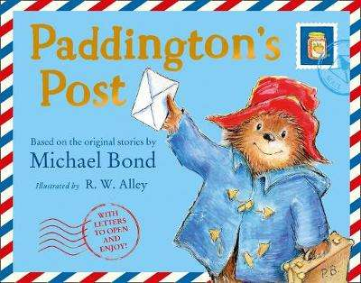 Cover of Paddington's Post - Michael Bond - 9780008357245