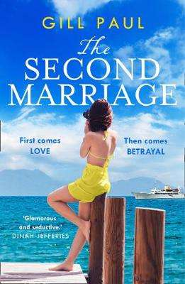 Cover of Second Marriage - Gill Paul - 9780008366254