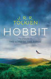 Cover of The Hobbit - J.R.R. Tolkien - 9780008376055