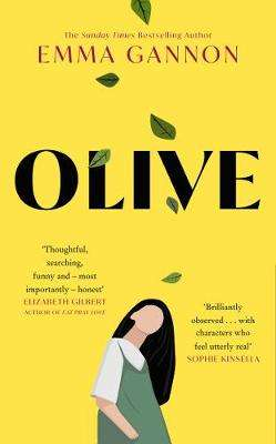 Cover of Olive - Emma Gannon - 9780008382681