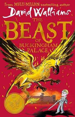 Cover of The Beast of Buckingham Palace - David Walliams - 9780008385644