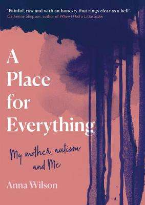 Cover of A Place for Everything - Anna Wilson - 9780008395193