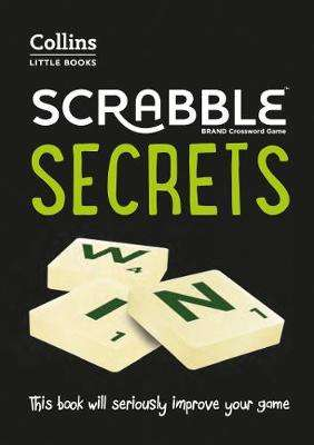 Cover of SCRABBLE Secrets - Mark Nyman - 9780008395834