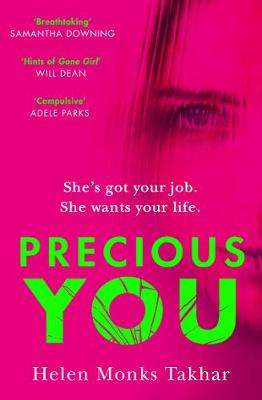 Cover of Precious You - Helen Monks Takhar - 9780008402020