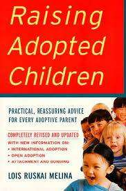 Cover of RAISING ADOPTED CHILDREN - Lois Rus Melina - 9780060957179