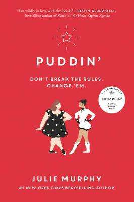 Cover of Puddin' - Julie Murphy - 9780062418395