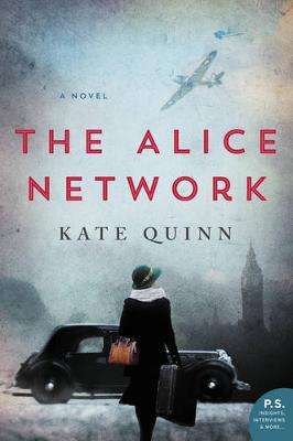 Cover of Alice Network - Kate Quinn - 9780062654199