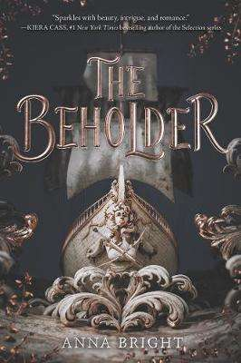 Cover of The Beholder - Anna Bright - 9780062845436