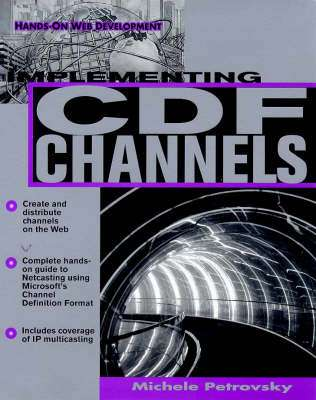 Cover of IMPLEMENTING CDF CHANNELS - M Petrovsky - 9780070498877