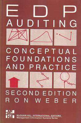 Cover of Electronic Data Processing Auditing: Conceptual Foundation and Practice - Ron Weber - 9780071003414