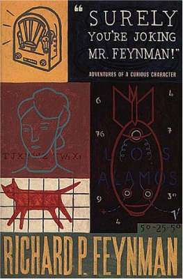 Cover of SURELY YOU'RE JOKING MR FEYNMAN! - Richard P. Feynman - 9780099173311