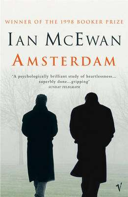 Cover of Amsterdam - Ian McEwan - 9780099272779