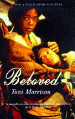 Cover of BELOVED - Toni Morrison - 9780099273936
