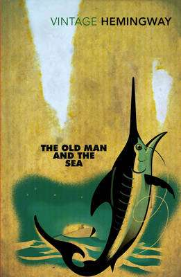 Cover of OLD MAN AND THE SEA - Ernest Hemingway - 9780099273967