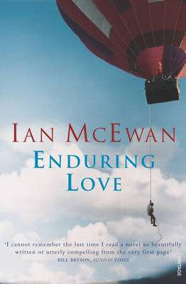 Cover of ENDURING LOVE - Mcewan Ian - 9780099276586