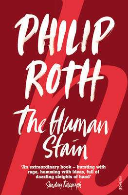 Cover of THE HUMAN STAIN - Philip Roth - 9780099282198