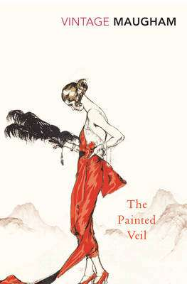 Cover of THE PAINTED VEIL - W Somerset Maugham - 9780099286875